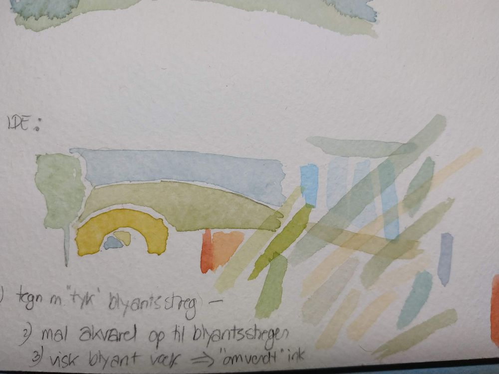 Painting Water & Reflexions - image 3 - student project