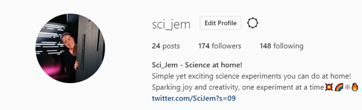 Sci_Jem - Science at home - image 1 - student project