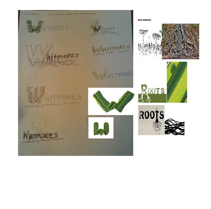 Whitmores  (landscaping, tree farm, maintenance) - image 1 - student project