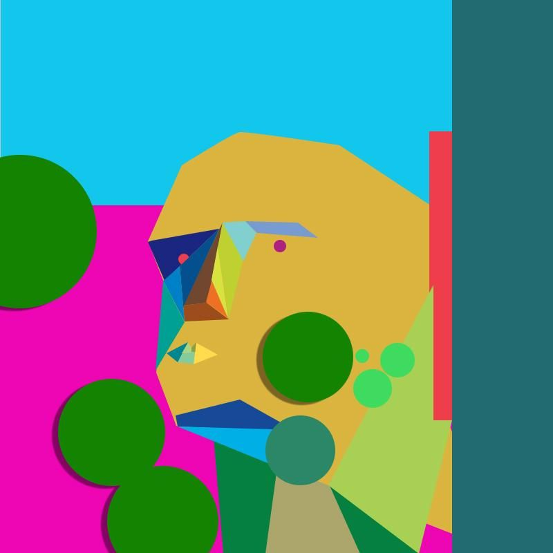 Strong colors - image 1 - student project