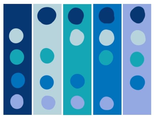 Color palette - image 1 - student project