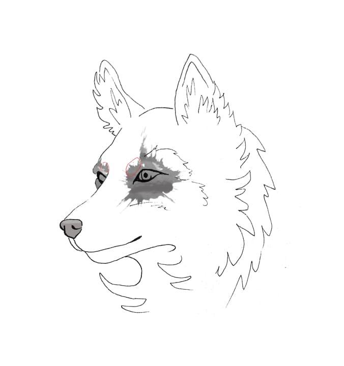 Werewolfy - image 2 - student project