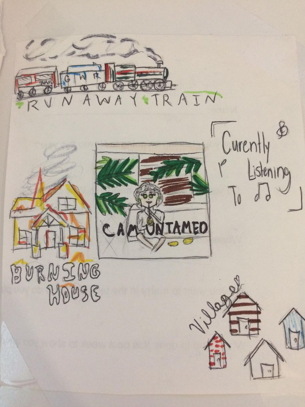 Dixie's Doodles - image 1 - student project