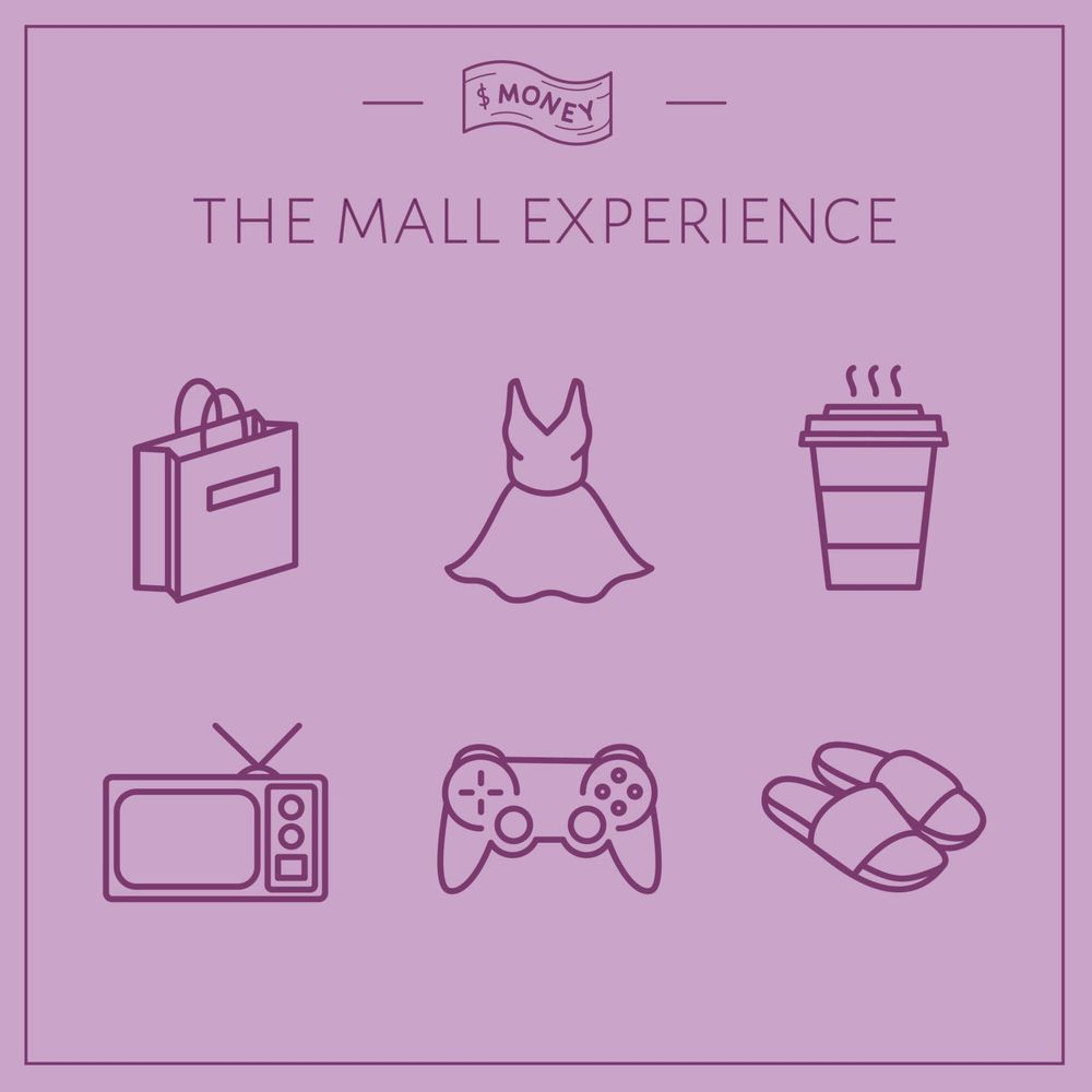 the mall experience - image 1 - student project