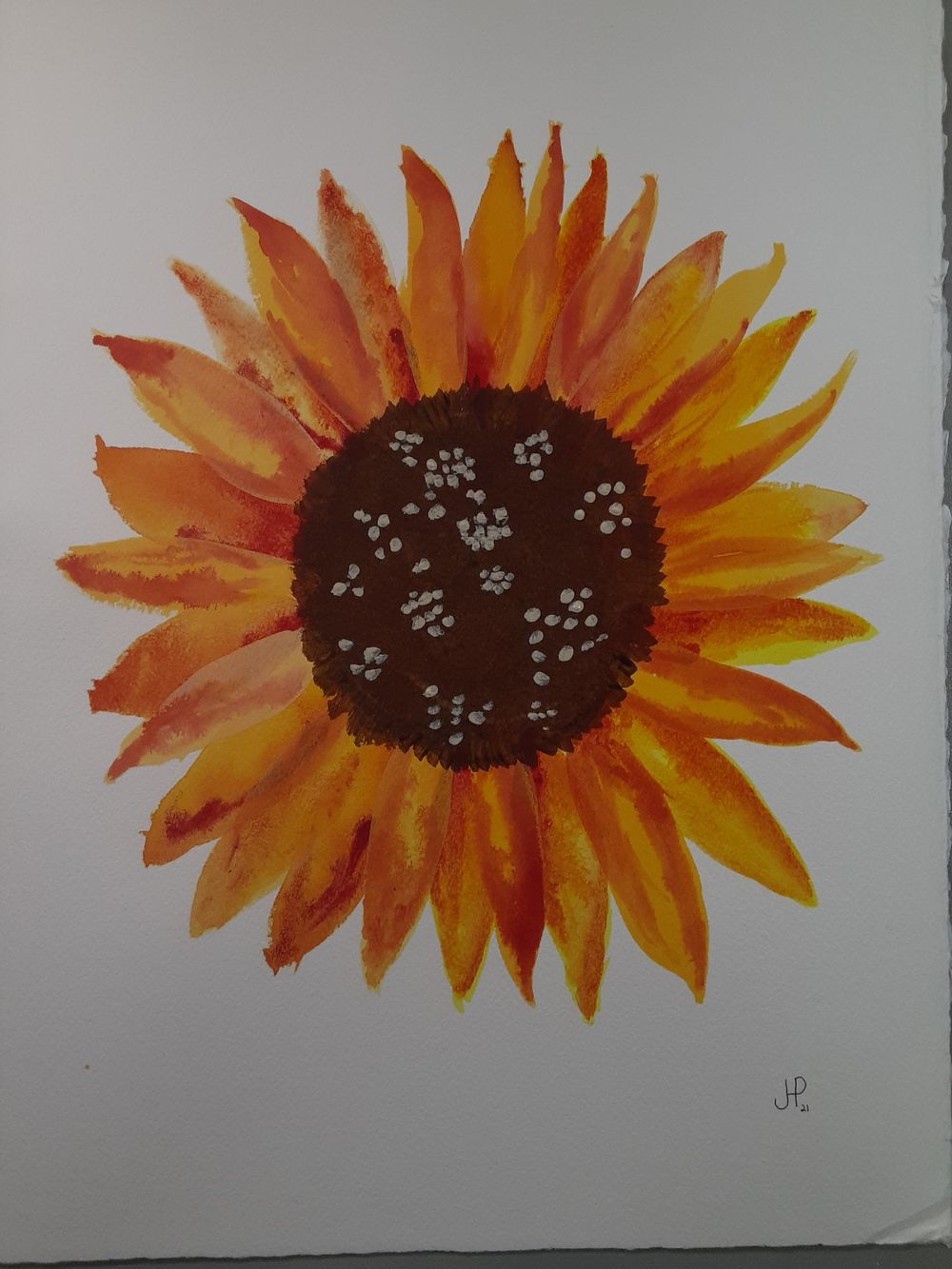 Watercolor Botanicals Project - image 1 - student project