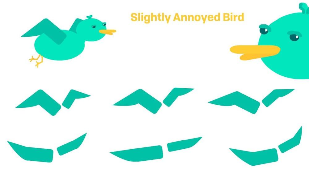 Slightly Annoyed Bird - image 1 - student project