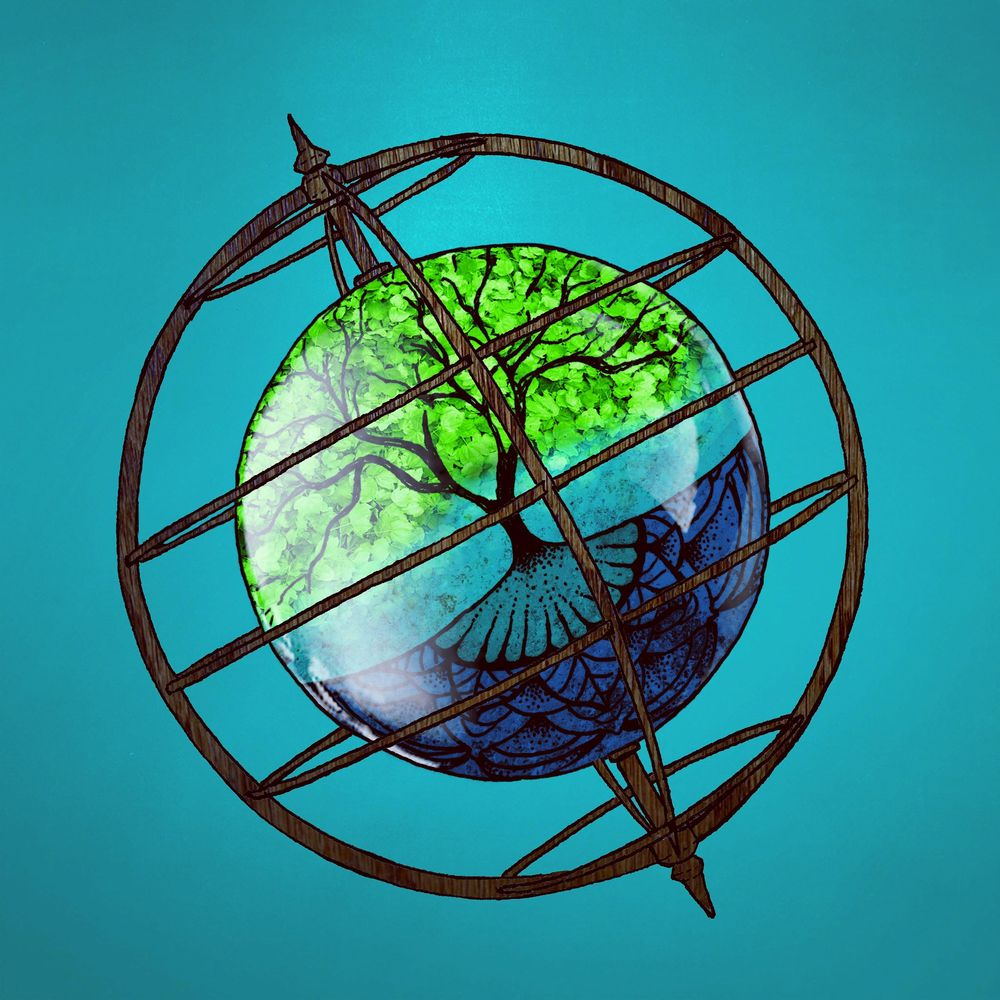 Tree of Life Globe - image 7 - student project