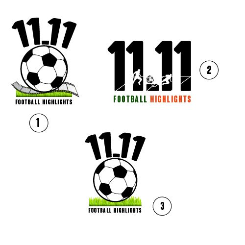 football highlights logo - image 1 - student project