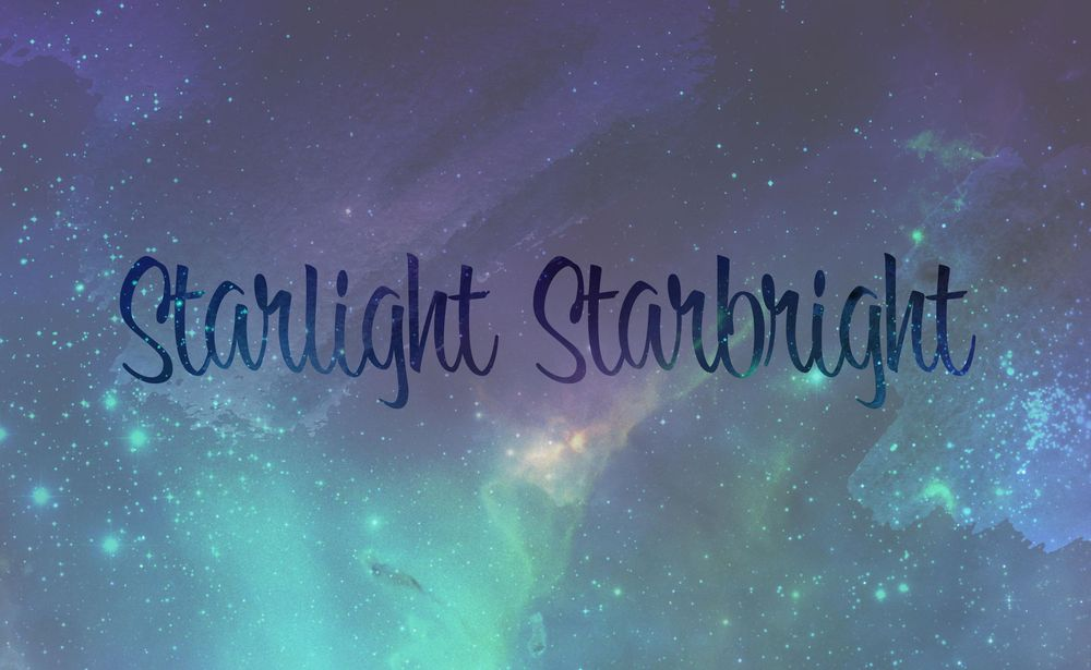Starlight Starbright - image 1 - student project