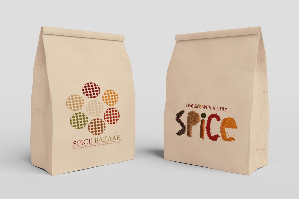 Brown Paper Bag - image 1 - student project