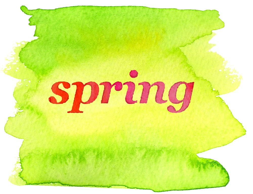 Watercolor textures for graphic design - image 3 - student project