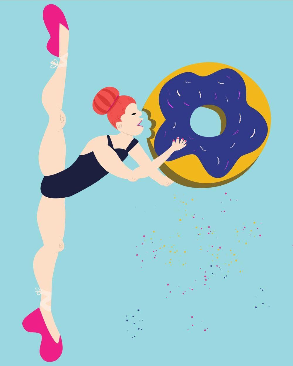 OddBody Ballerina - image 1 - student project
