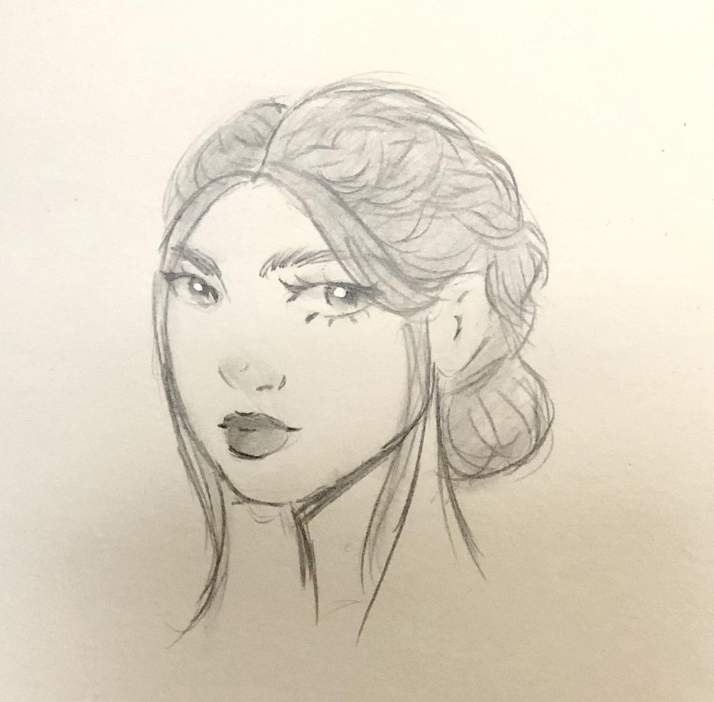 Girl - image 2 - student project