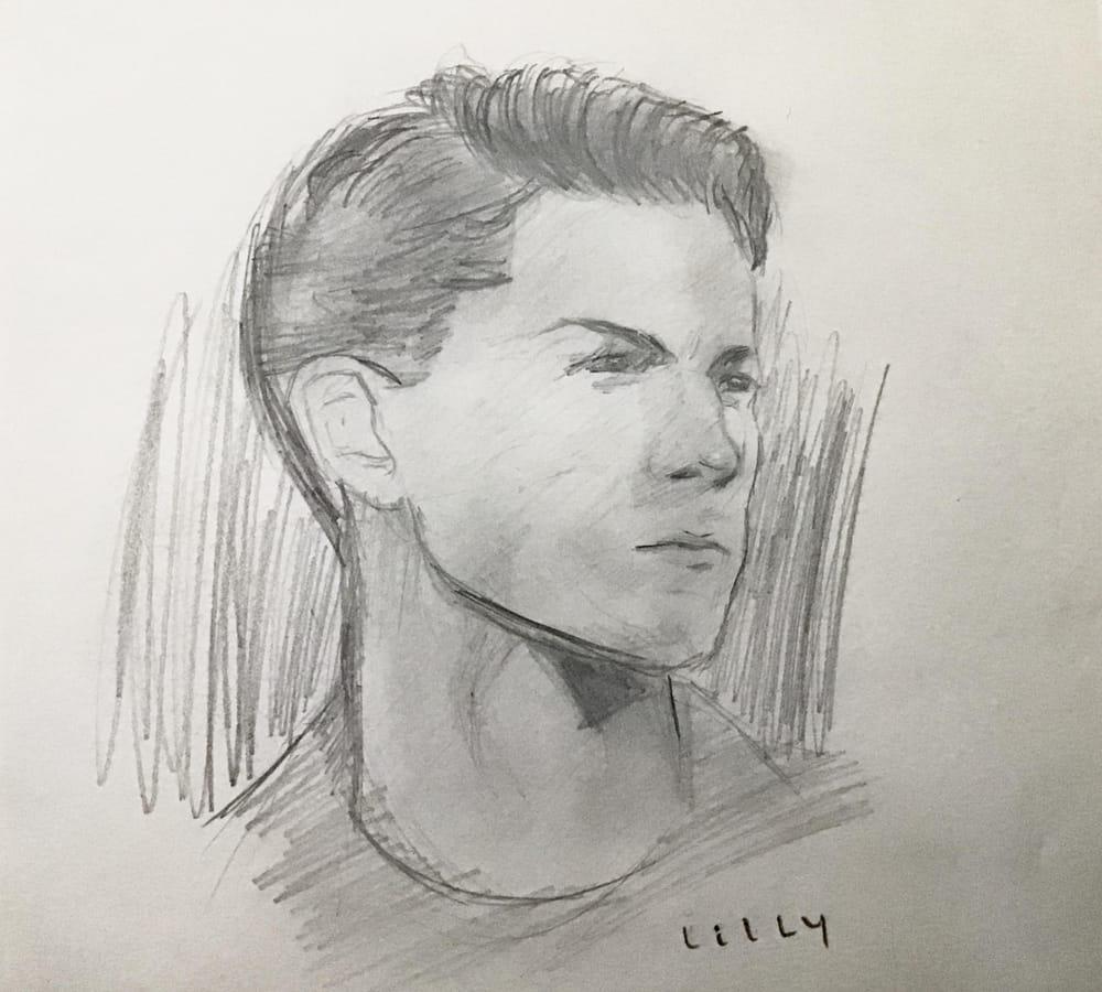 Portraits - image 4 - student project