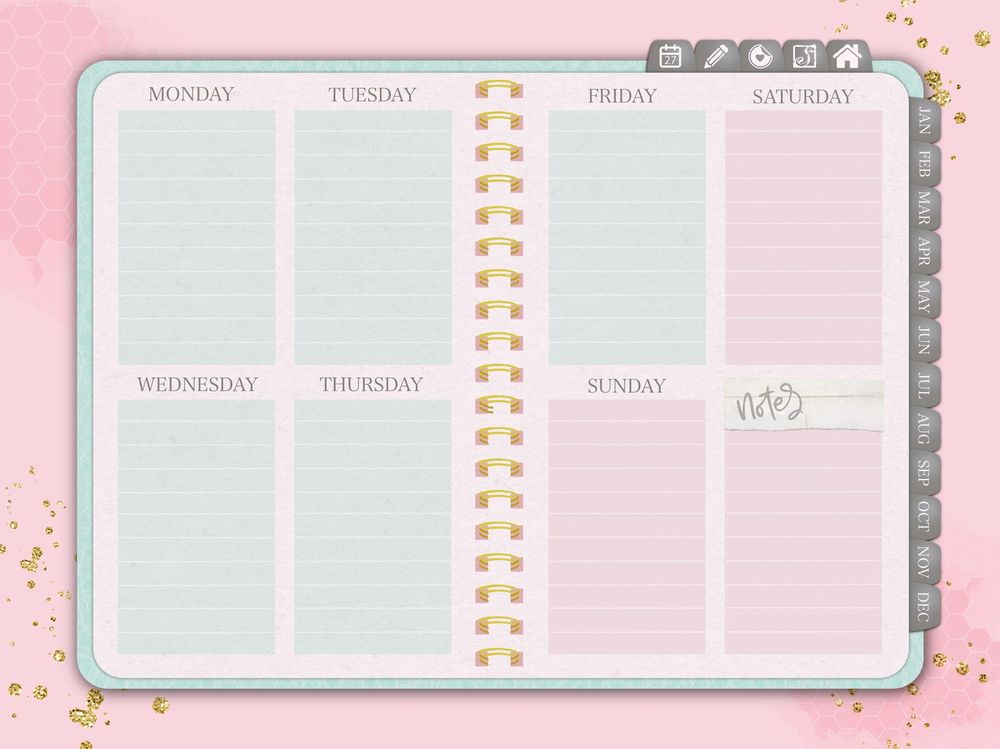 My Planner - image 4 - student project