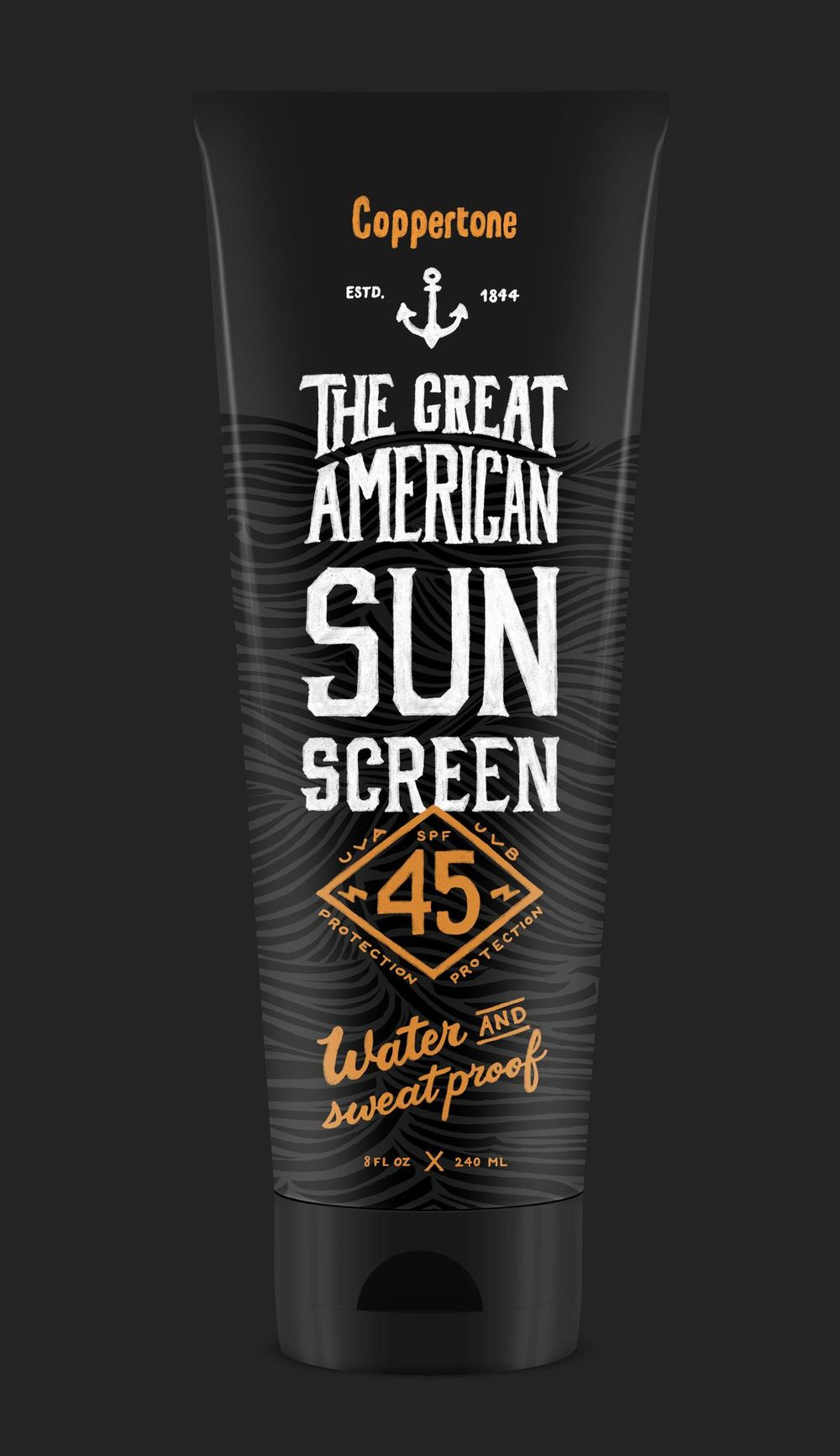 Sunscreen Label  - image 7 - student project