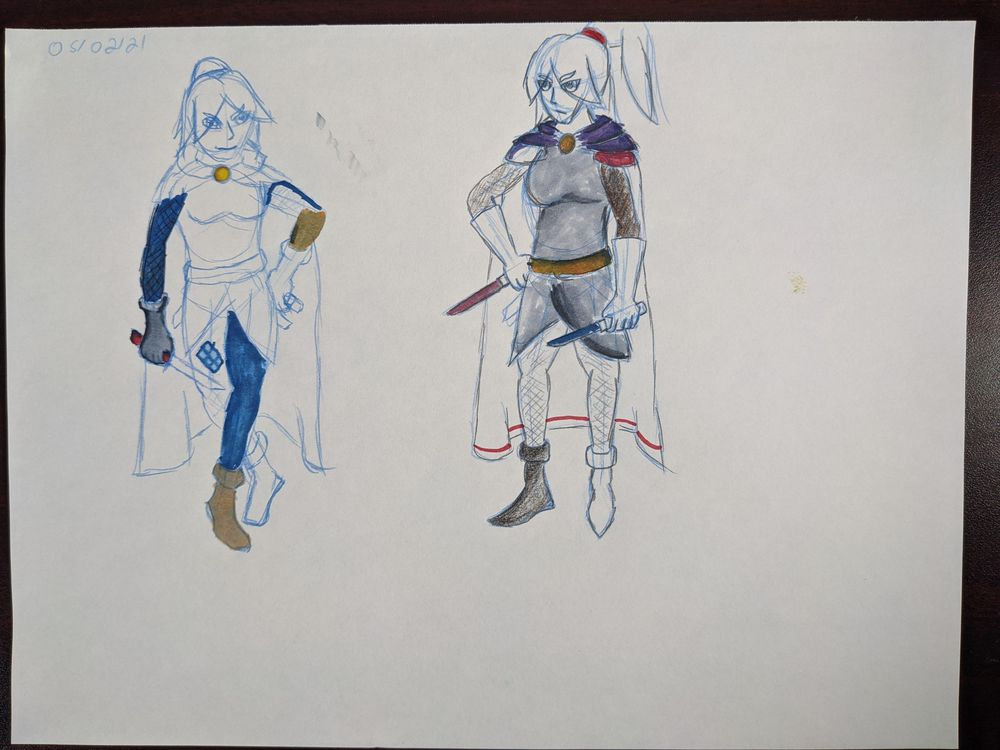 Character Design - image 3 - student project