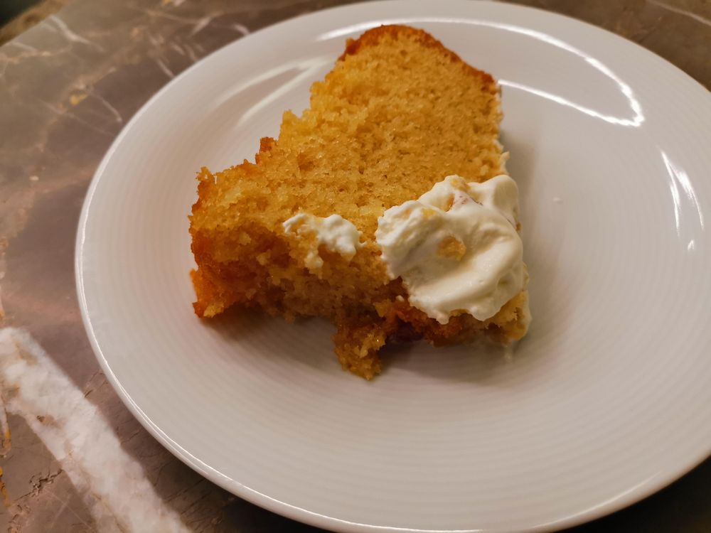 rum cake - image 1 - student project