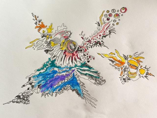 My Fearless Art Jumpstart - image 6 - student project