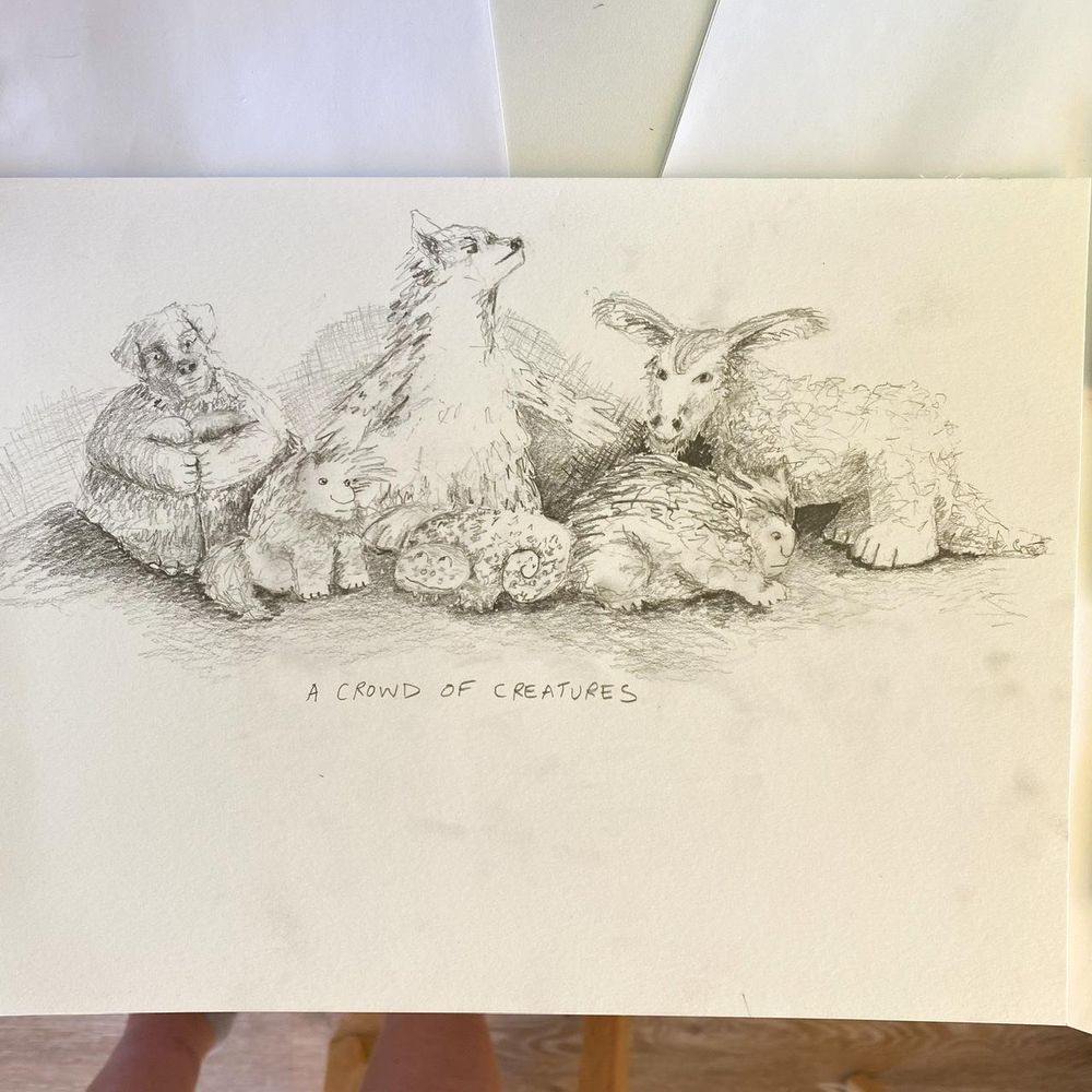 My Fearless Art Jumpstart - image 1 - student project
