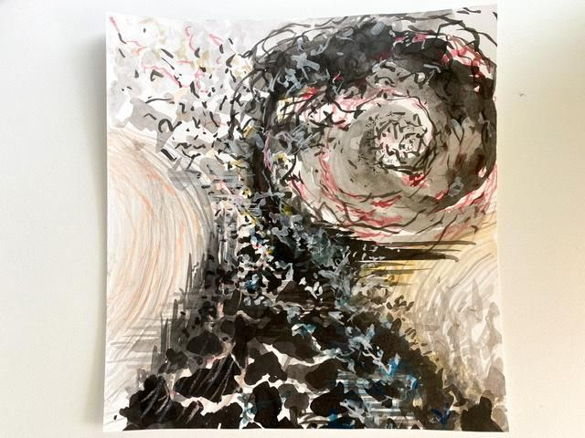 My Fearless Art Jumpstart - image 2 - student project