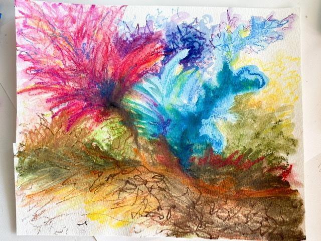 My Fearless Art Jumpstart - image 5 - student project