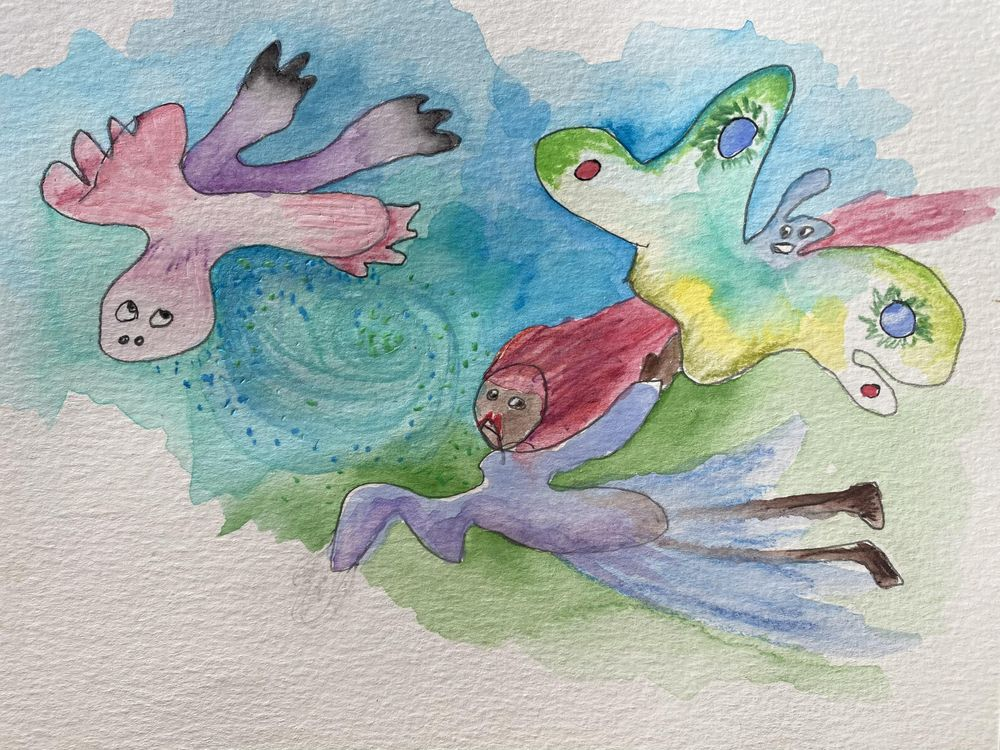 My Fearless Art Jumpstart - image 7 - student project