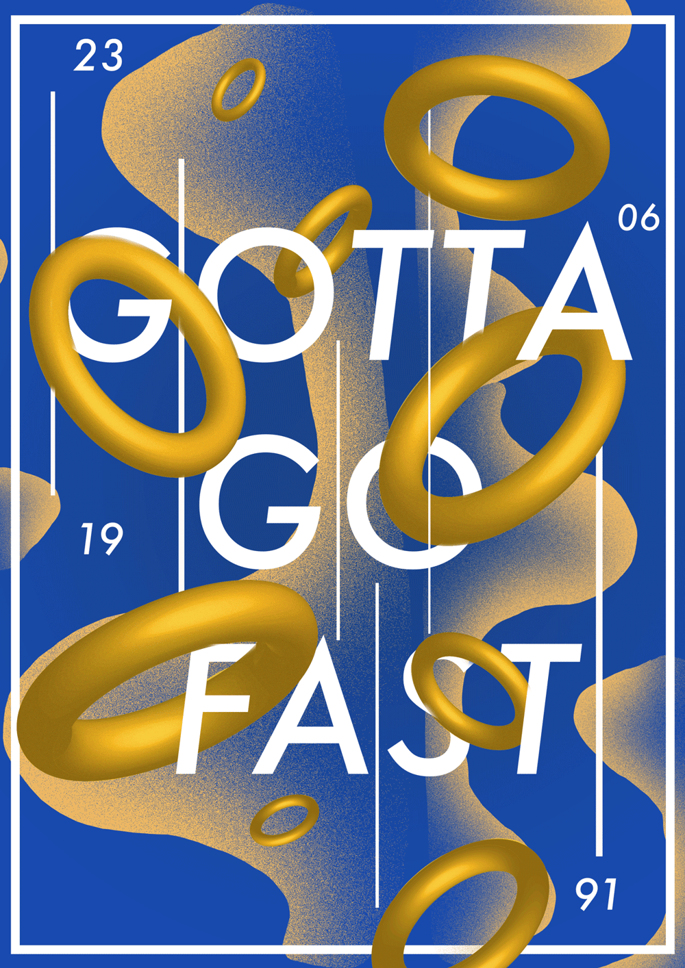 Gotta Go Fast! - image 1 - student project