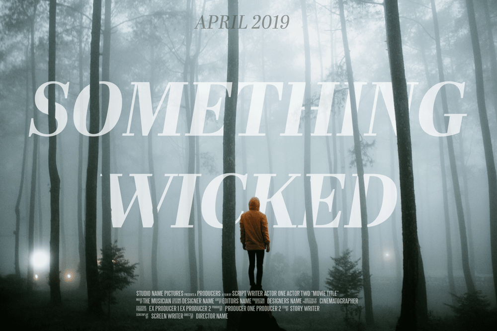 SOMETHING WICKED - image 1 - student project