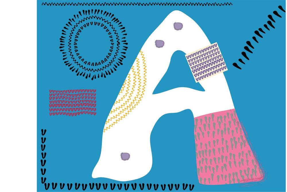 Whimsical Patterns - image 1 - student project
