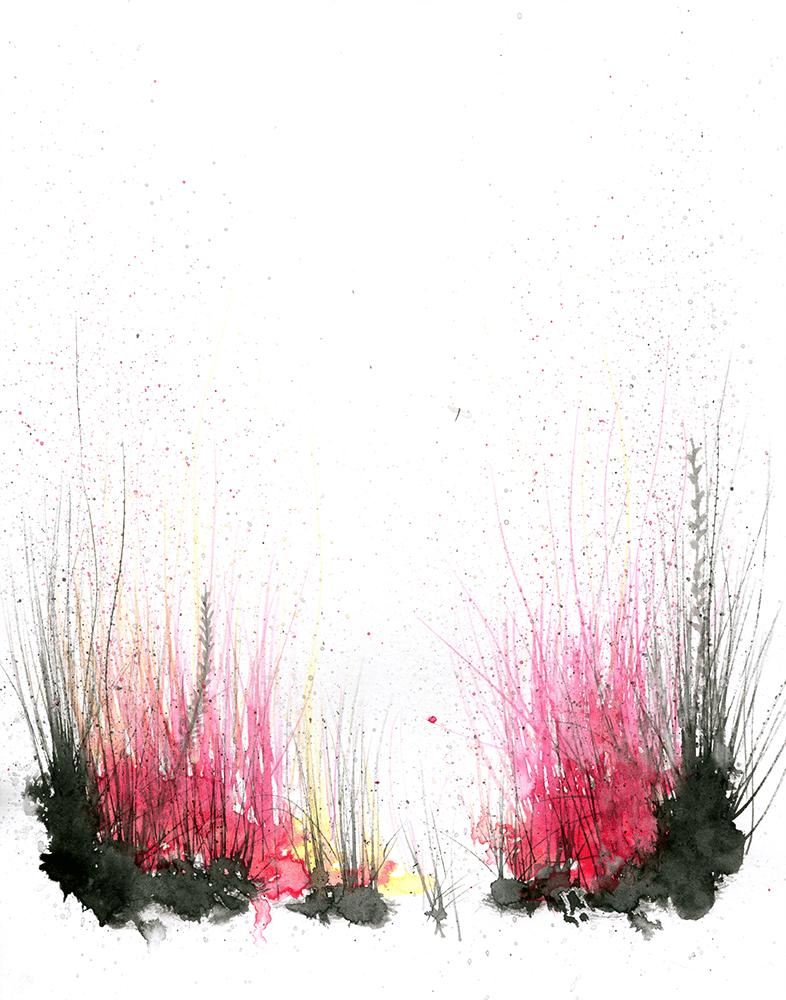 Expressive Brushwork - image 3 - student project
