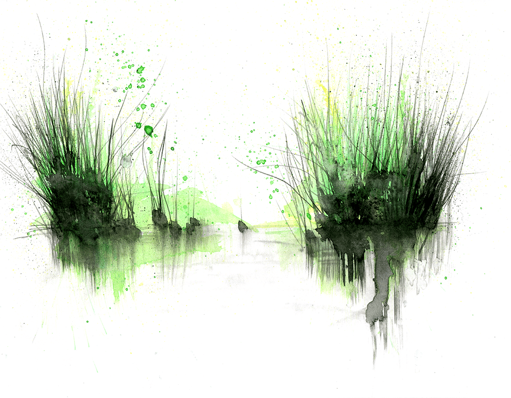 Expressive Brushwork - image 4 - student project