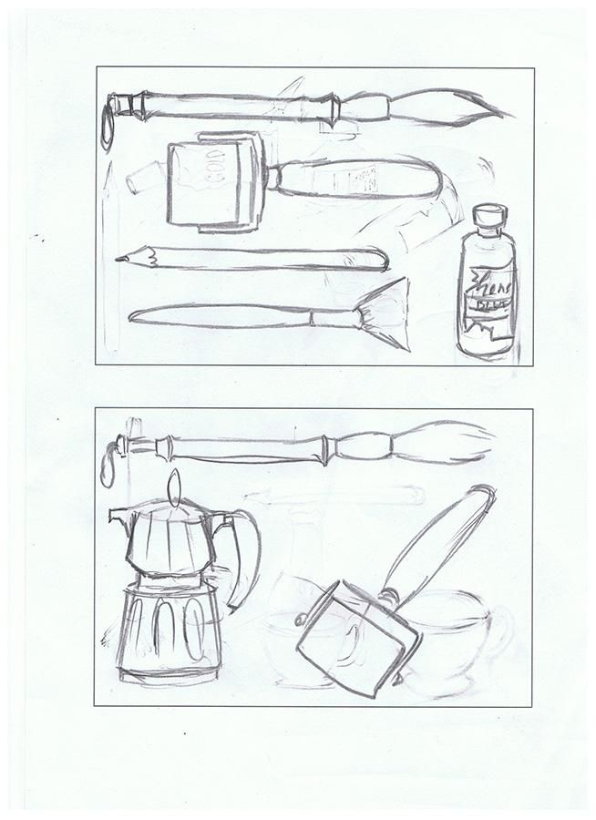 Tools of my TRADE - image 2 - student project