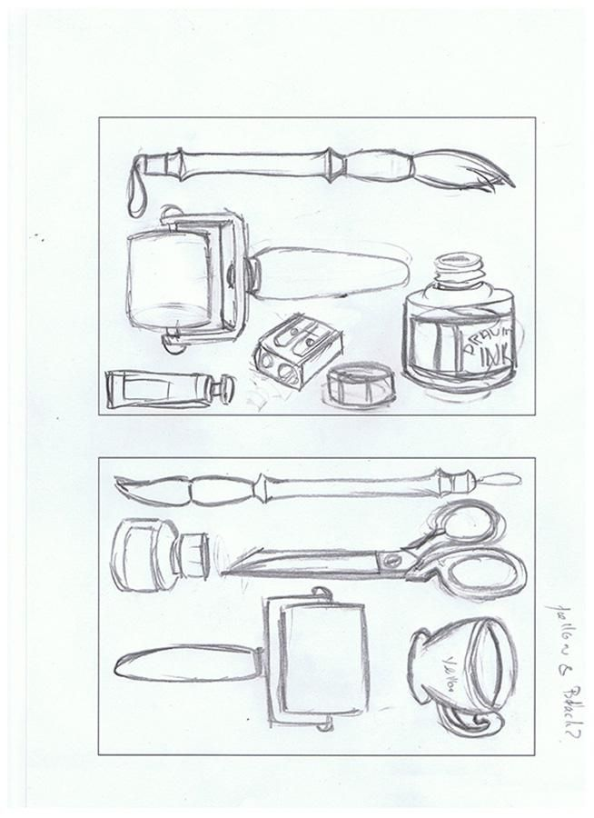 Tools of my TRADE - image 3 - student project
