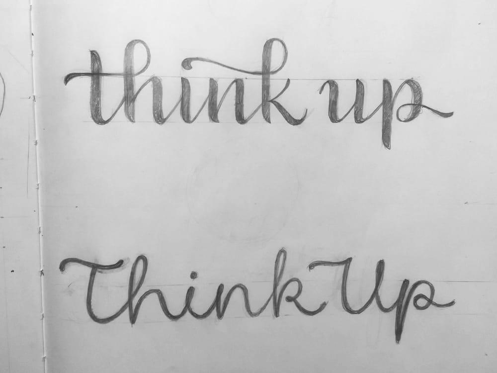 ThinkUp - image 5 - student project