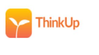 ThinkUp - image 1 - student project