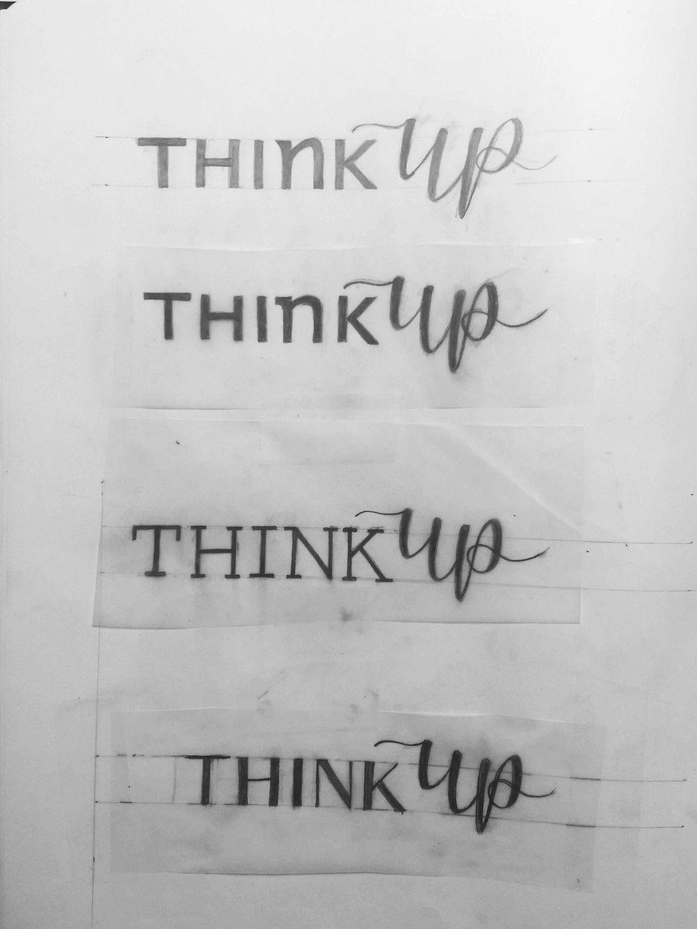 ThinkUp - image 8 - student project