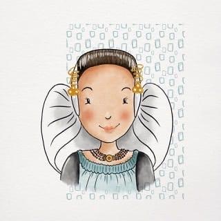 Zeeuws meisje - image 1 - student project