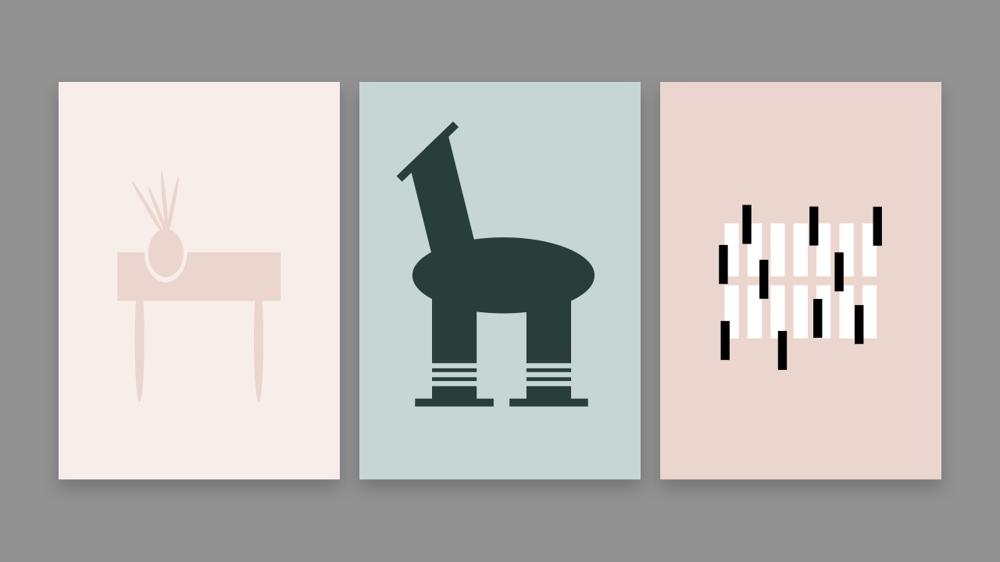 Explorative Design: Basic-shapes - image 3 - student project
