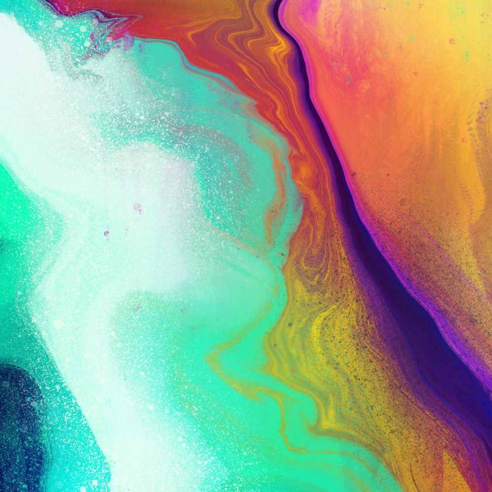 Expansive: A Digital Marbling Creation - image 2 - student project