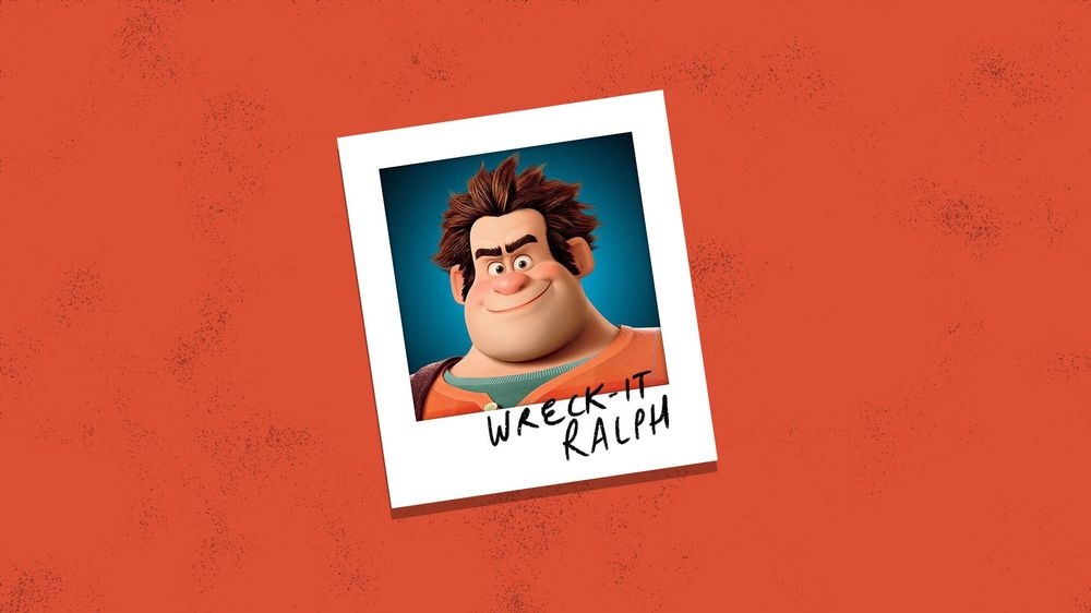 Wreck-it Ralph - image 1 - student project