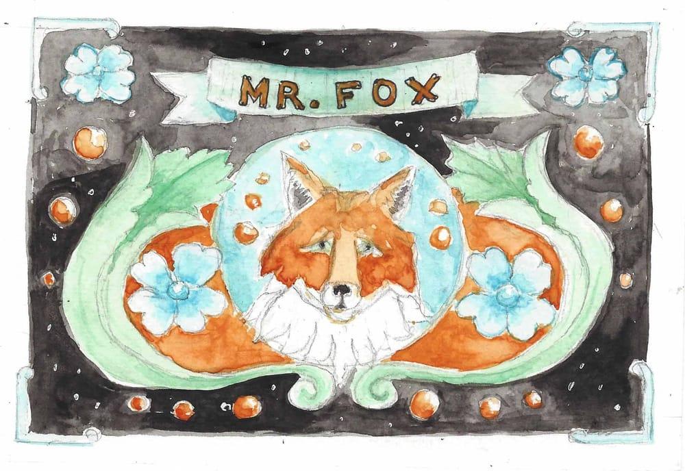 Mr. Fox - image 2 - student project