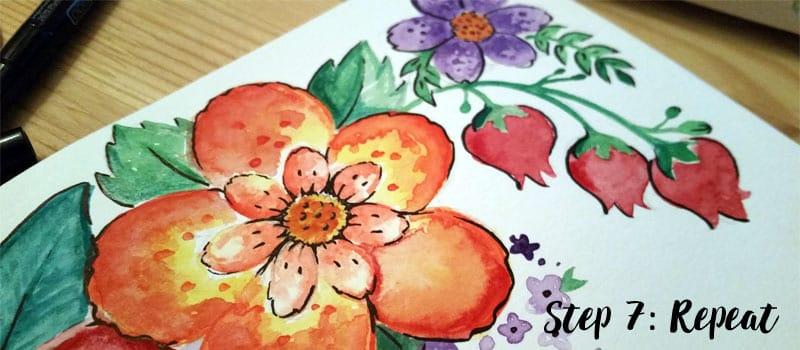 Skillshare Sunday: Gouachey Adventures!  - image 7 - student project