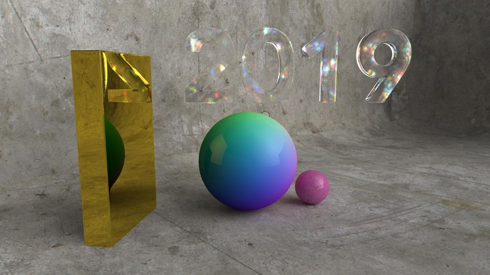 Dabbling in 3D - image 4 - student project