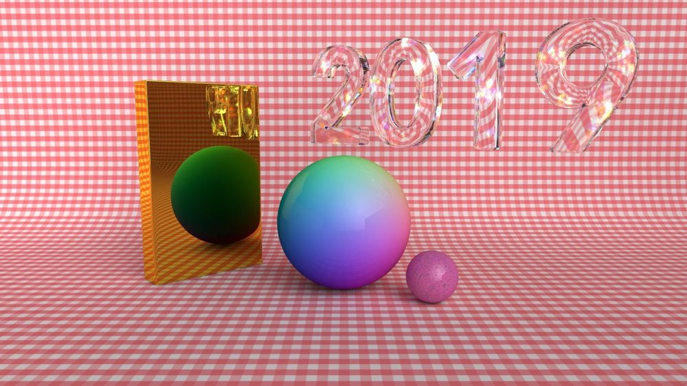 Dabbling in 3D - image 1 - student project