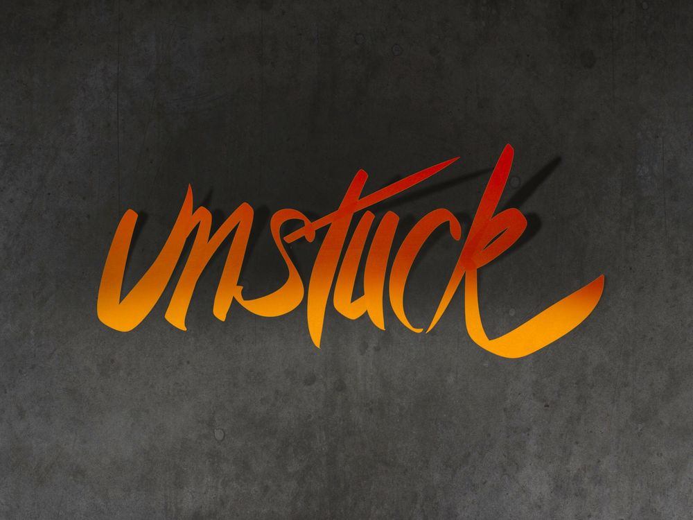 Coming Unstuck - image 2 - student project