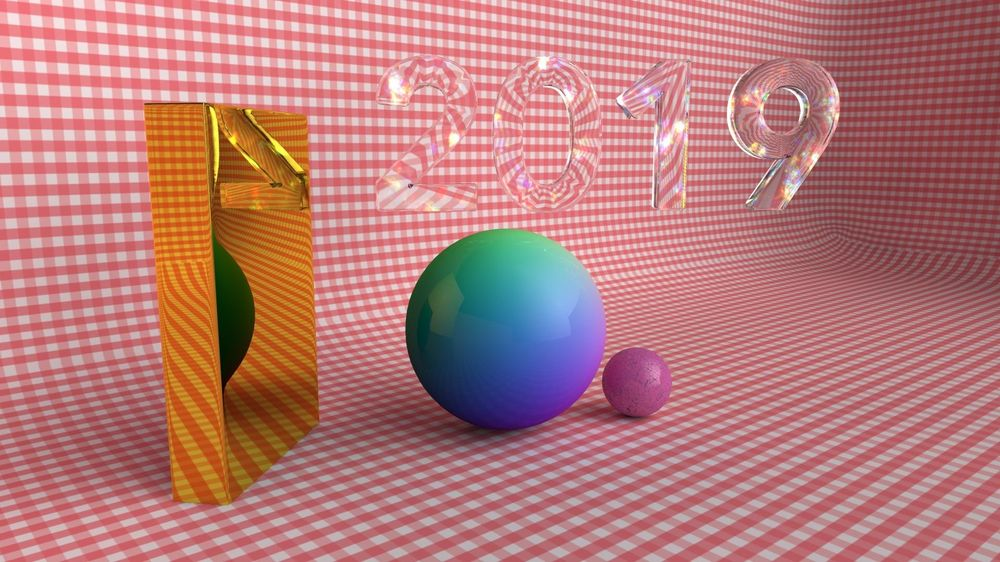 Dabbling in 3D - image 3 - student project