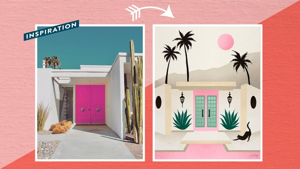 My Dream Home – Illustrated! - image 6 - student project