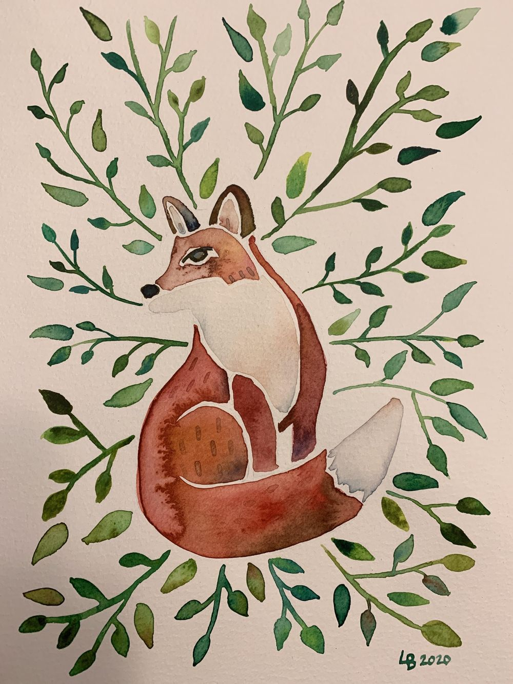Fox from Cat Coq's Class - image 2 - student project