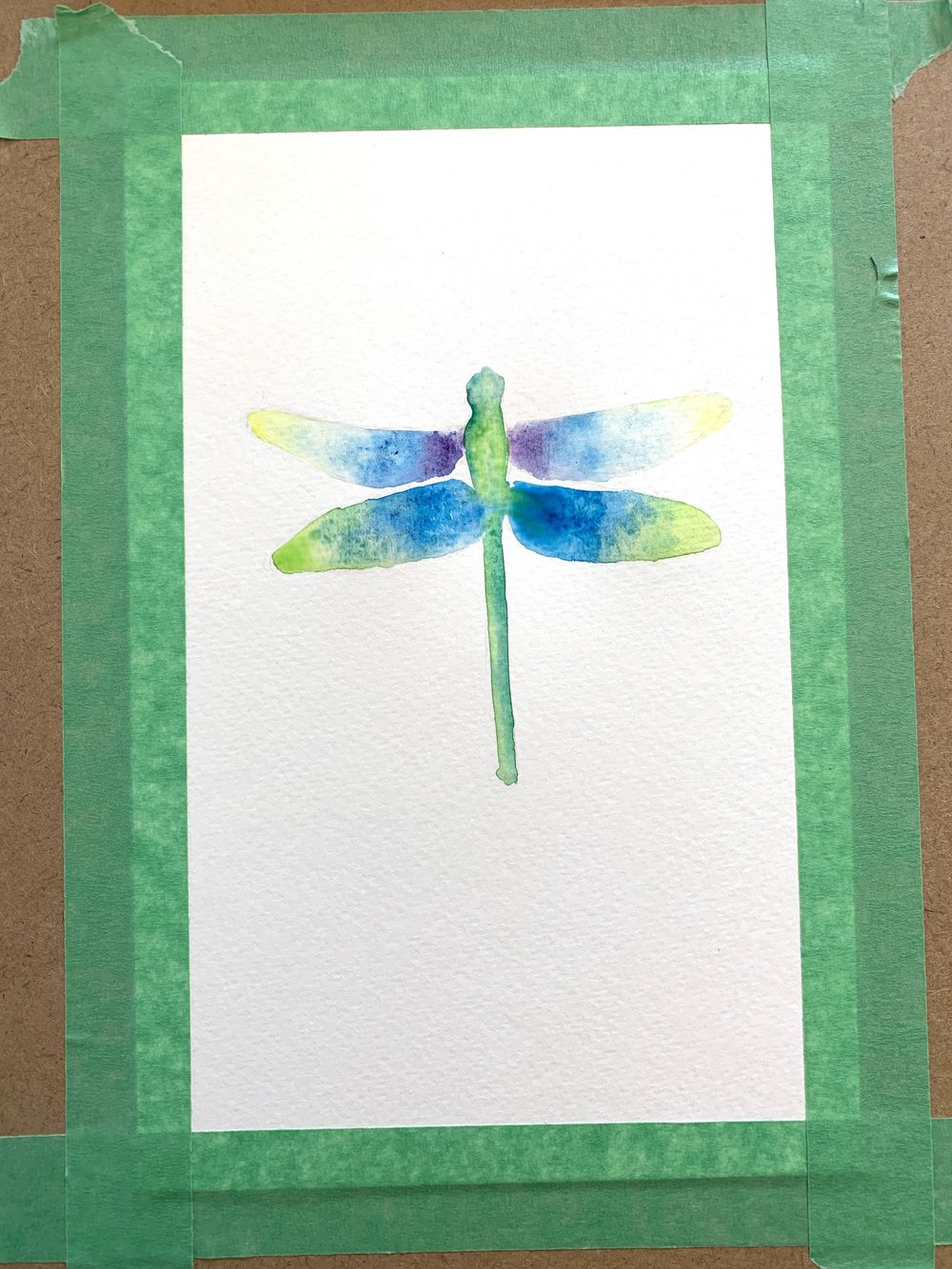 Dragonfly Process - image 1 - student project